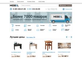 Mebeel.ru thumbnail