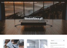 Mebleidea.pl thumbnail