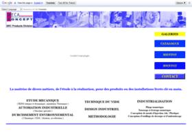 Mecaconcept.fr thumbnail