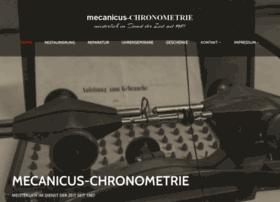 Mecanicus.de thumbnail