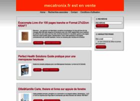 Mecatronix.fr thumbnail