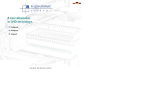 Mechatronic-systems.com thumbnail