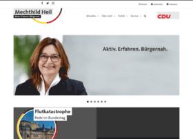 Mechthild-heil.de thumbnail