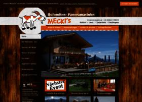 Meckisalm.at thumbnail