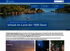 Mecklenburgische-seenplatte.de thumbnail