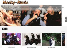 Mecky-music.de thumbnail