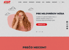 Mecom.sk thumbnail