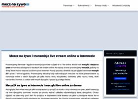 Mecz-na-zywo.pl thumbnail
