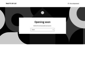 Med-fit.co.uk thumbnail