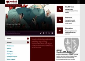Med.stanford.edu thumbnail