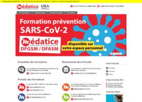 Medatice-grenoble.fr thumbnail
