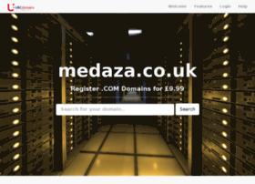 Medaza.co.uk thumbnail