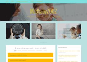 Medbaby2002.sk thumbnail