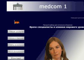 Medcom1.de thumbnail