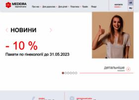 Medeira.com.ua thumbnail