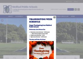 Medfordpublicschools.org thumbnail