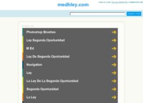 Medhley.com thumbnail