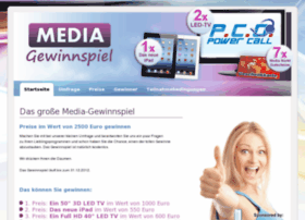 Media-gewinnspiel.de thumbnail