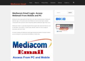Mediacomemail.online thumbnail