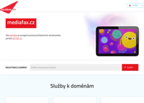 Mediafax.cz thumbnail