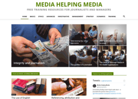 Mediahelpingmedia.org thumbnail
