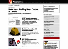 Mediapost.com thumbnail