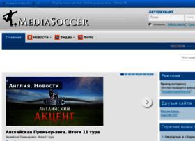Mediasoccer.org thumbnail