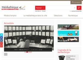 Mediatheque-gardanne.fr thumbnail