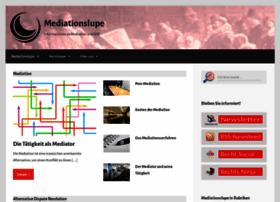 Mediationslupe.de thumbnail
