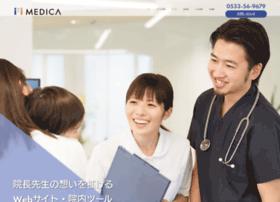 Medica-web.jp thumbnail