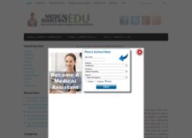 Medicalassistantedu.org thumbnail