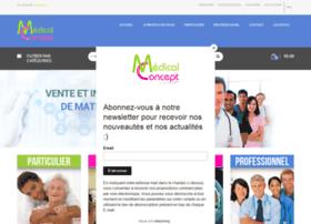 Medicalconcept.fr thumbnail