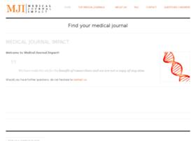Medicaljournalimpact.com thumbnail