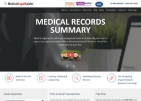 Medicallegalspider.com thumbnail