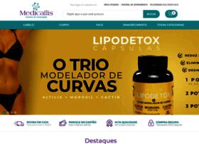 Medicallis.com.br thumbnail