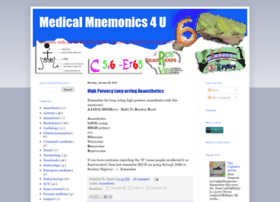 Medicalmnemonics4u.blogspot.com thumbnail
