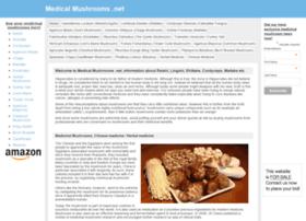 Medicalmushrooms.net thumbnail