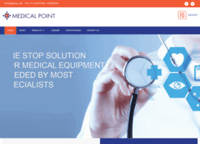 Medicalpointindia.com thumbnail