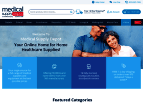 Medicalsupplydepot.com thumbnail