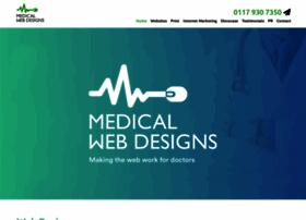 Medicalwebdesigns.co.uk thumbnail