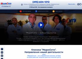 Mediccity.ru thumbnail