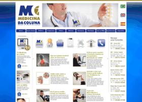 Medicinadacoluna.com.br thumbnail