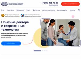 Medicinadeti.ru thumbnail