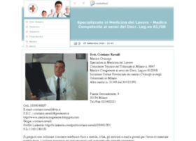 Medicodellavoro.org thumbnail