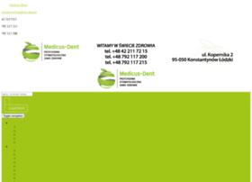 Medicus-dent.pl thumbnail