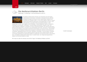 Medienarchitekten-berlin.de thumbnail