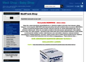 Medifrank-shop.cz thumbnail