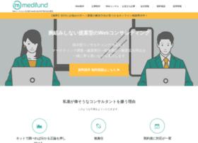 Medifund.jp thumbnail