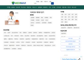 Medinavi.co.kr thumbnail