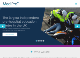 Medipro.co.uk thumbnail